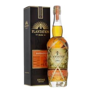 Plantation Rum Barbados Vintage 2005 Edition 70cl