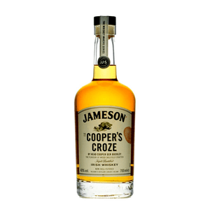 Jameson The Makers Series THE COOPER'S CROZE Irish Whiskey 70cl
