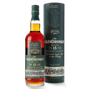 GlenDronach Revival 15 Years Single Malt Whisky 70cl