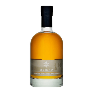 Isfjord Premium Arctic Peated Single Malt Whisky No. 2 50cl