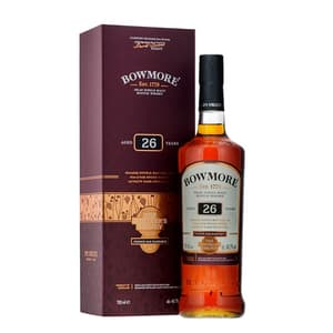 Bowmore 26 Years The Vintner's Triology French Oak Whisky 70cl