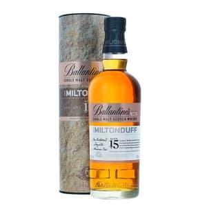 Ballantine's Miltonduff 15 Years Single Malt Whisky 70cl
