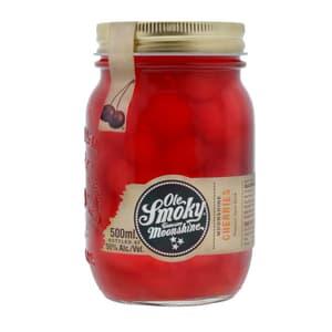 Ole Smoky Moonshine Cherries 50cl