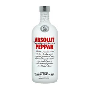 Absolut Peppar Vodka 50cl