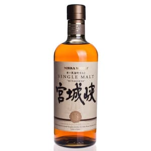 Nikka Miyagikyo 15 Years Single Malt Whisky 70cl
