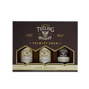 Teeling Whiskey Trinity Pack 3x5cl