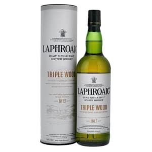 Laphroaig Triple Wood Single Malt Whisky 70cl