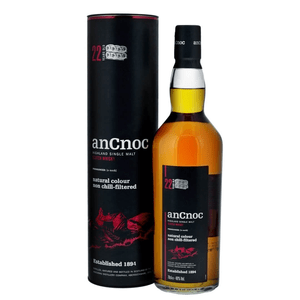 AnCnoc 22 Years Single Malt Whisky 70cl