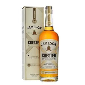 Jameson Crested Irish Whiskey 70cl