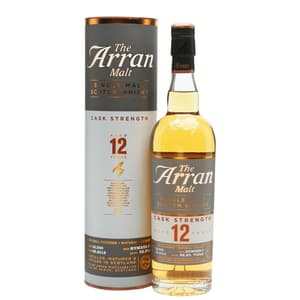 Arran 12 Years Cask Strength Whisky Batch 5 70cl