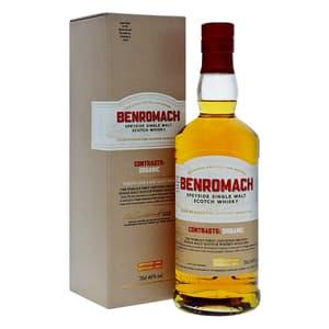 Benromach Organic 2012 Single Malt Scotch Whisky 70cl