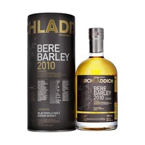 Bruichladdich Bere Barley 2010 Malt Whisky 70cl
