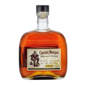 Captain Morgan Private Stock 100cl (Spirituose auf Rum-Basis)