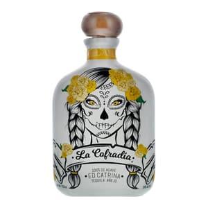 La Cofradia ED. Catrina Tequila Añejo 100% de Agave 70cl