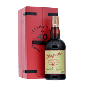 Glenfarclas 40 Years Single Malt Whisky 70cl