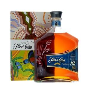 Flor de Caña Rum Centenario 12 Ans 100cl