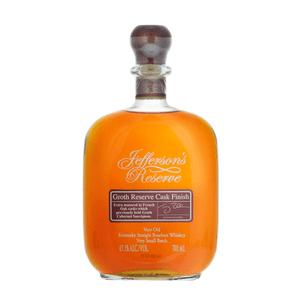 Jefferson's Groth Reserve Cask Finish Whiskey 75cl