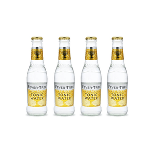 Fever-Tree Premium Indian Tonic Water 20cl Pack de 4
