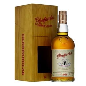 Glenfarclas 20 Years 20th Anniversary Whisky 70cl