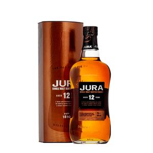 Jura 12 Years Single Malt Scotch Whisky 70cl