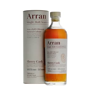 The Arran the Bodega Sherry Cask Single Malt 70cl