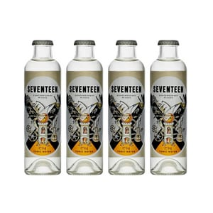 Seventeen 1724 Tonic Water 20cl Pack de 4