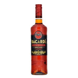Bacardi Carta Fuego Red Spiced 70cl (Spiritueux à base de rhum)