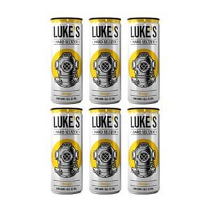 Luke's Hard Seltzer Mango 33cl, 6er-Pack
