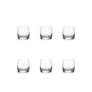 Bohemia Crystal Glass Ideal Shotglas 6cl, 6er-Set