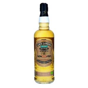 Loch Lomond 12 Years Old Organic Single Malt Whisky 70cl