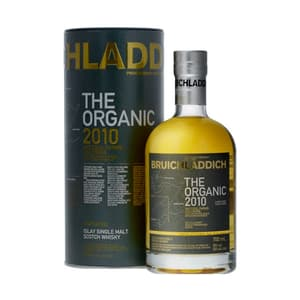 Bruichladdich The Organic 2010 Single Malt Whisky 70cl