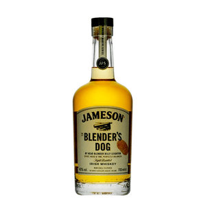Jameson The Makers Series BLENDER'S DOG Irish Whiskey 70cl