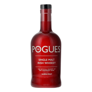 The Pogues Single Malt Irish Whiskey 70cl