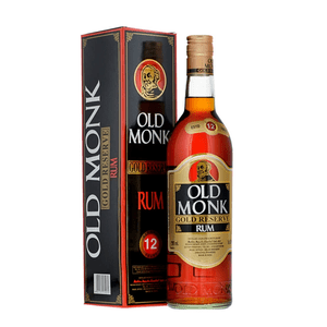 Old Monk Rum Gold Reserve 70cl
