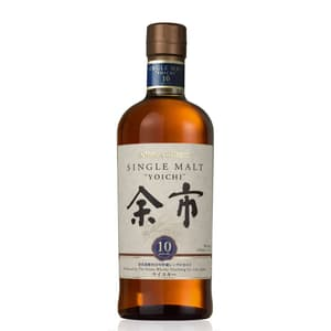 Nikka Yoichi 10 Years Single Malt Whisky 70cl