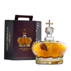 Gran Corralejo Tequila Añejo 100cl