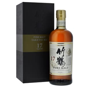 Nikka Taketsuru Pure Malt Whisky 17 Years 70cl