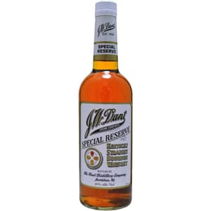 J.W. Dant Special Reserve Bourbon Whiskey 75cl
