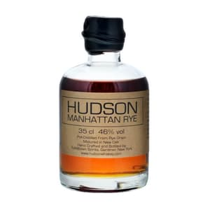 Hudson Manhattan Rye Whiskey 35cl