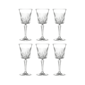 RCR Style Timeless Rotweinglas, 6er-Pack