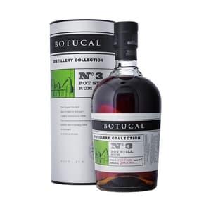 Botucal Distillery Collection No.3 Pot Still Rum 70cl