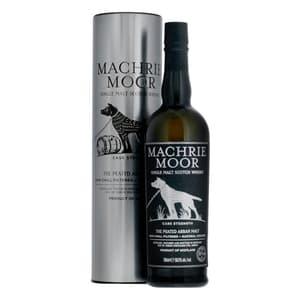 The Arran The Peated Machrie Moor Cask Strength Single Malt Whisky 70cl