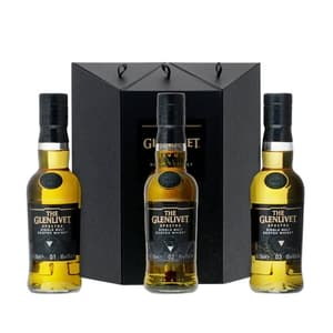 The Glenlivet Spectra Set 3x 20cl