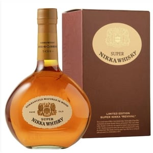 """Nikka Rare Old Super Whisky Limited Edition """"Revival"""" 70cl"""