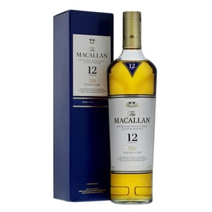 The Macallan 12 Year Old Double Cask Whisky 70cl