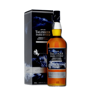 Talisker Dark Storm Single Malt Whisky 100cl
