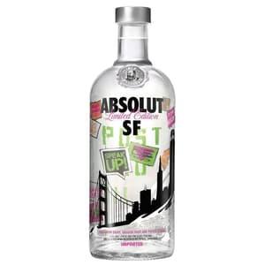 Absolut Vodka San Francisco Limited Edition 75cl
