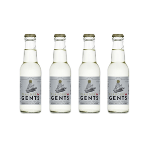 Flauder Gents Swiss Elderflower Tonic Water 20cl, Pack de 4