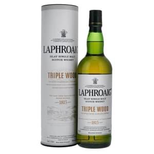 Laphroaig Triple Wood Single Malt Whisky 70cl