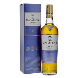 The Macallan Fine Oak 18 years Single Malt Whisky 70cl